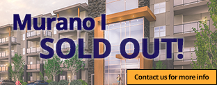 SOLD OUT - Phase I of Murano Gardens