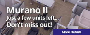 Only a few units left - Murano II
