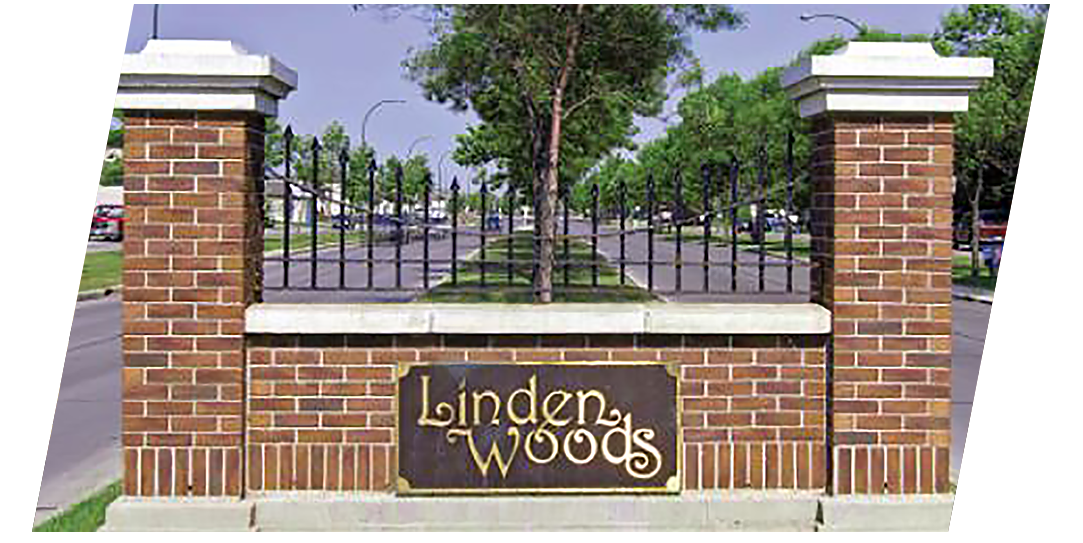 Linden Woods Location